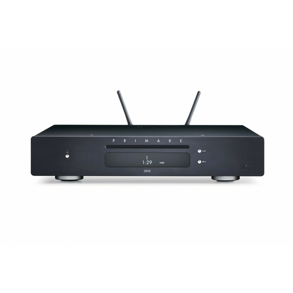 Primare CD15 Prisma, cd-spiller med streaming
