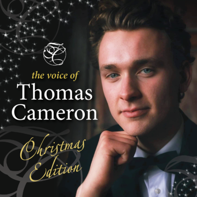 The Voice of Thomas Cameron - Christmas Edition