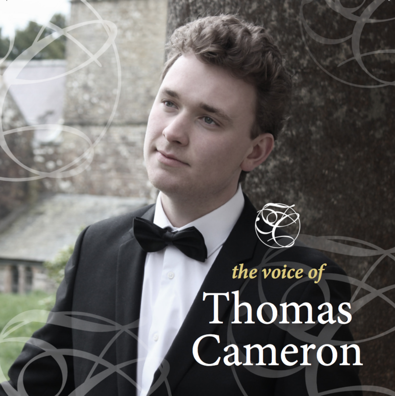 'The Voice of Thomas Cameron' - Signed Limited Edition