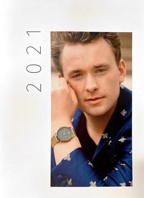 Thomas Cameron Official 2021 Calendar