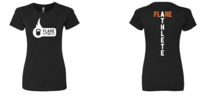 Flare Fitness T-shirt