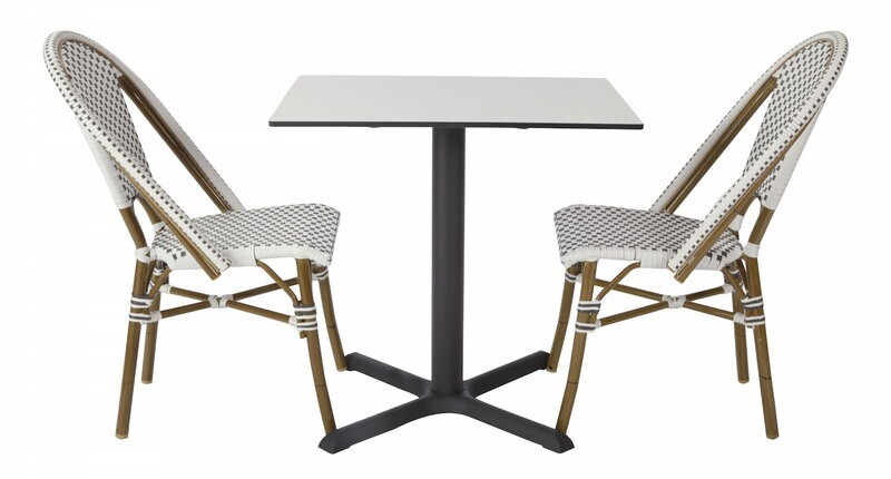 Avery Outdoor 2-Top Dining Set