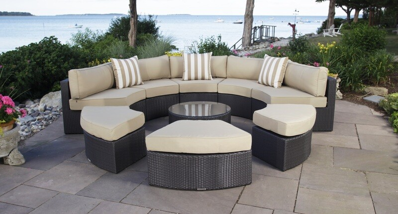Full Set of Replacement Slip Covers For Any Sectional Set