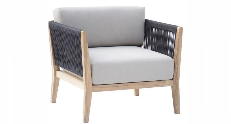 Malibu Outdoor Club Chair
