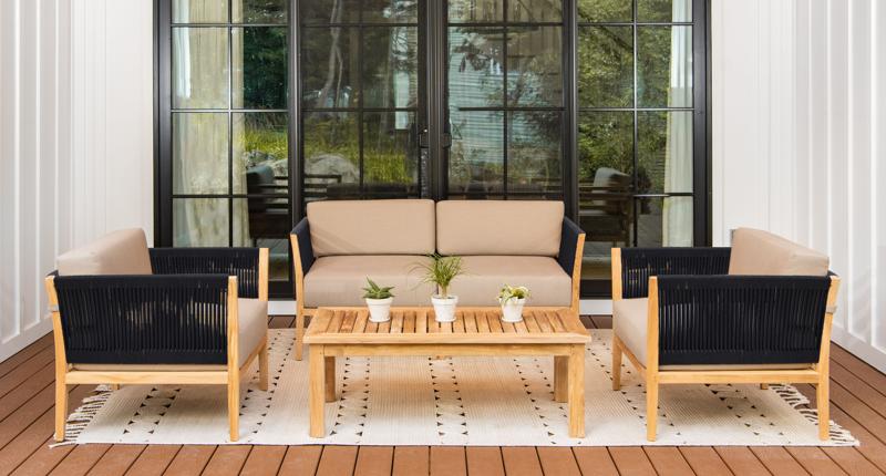 Malibu patio furniture sets