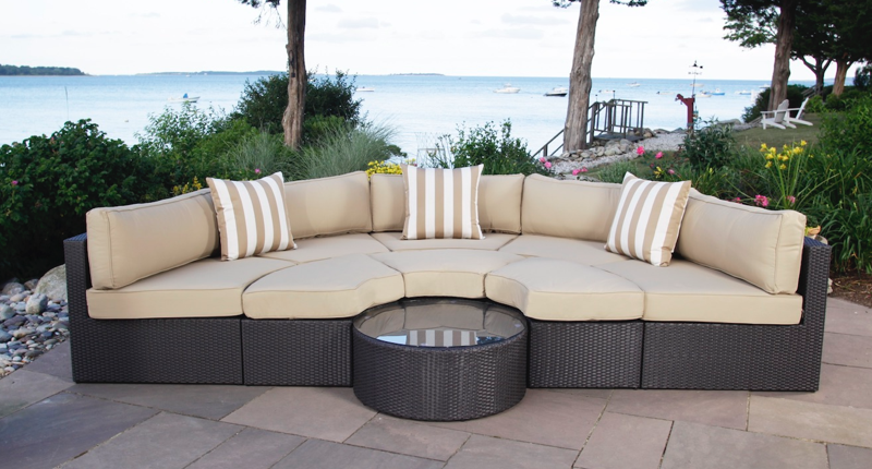 Patio daybed sets