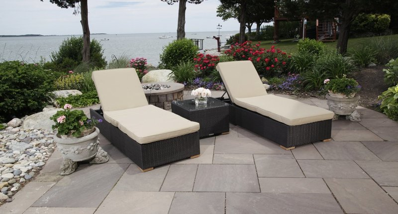 Salina Lounge Chair Package
