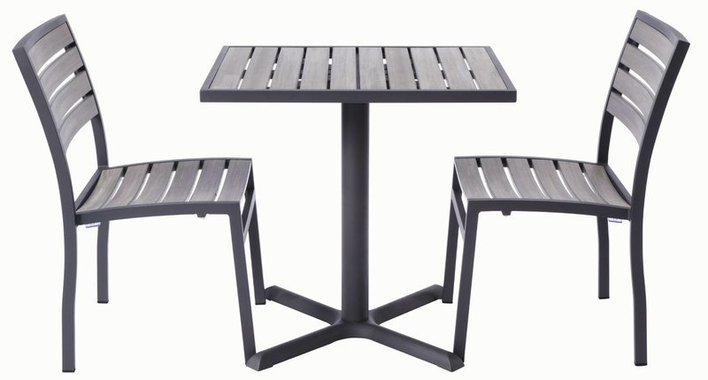 Mason Outdoor 2-Top Dining Set