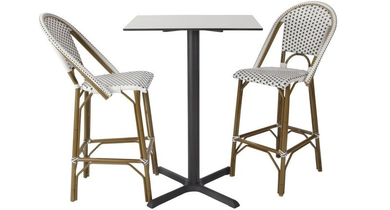 Avery Outdoor 2-Top Bar Set