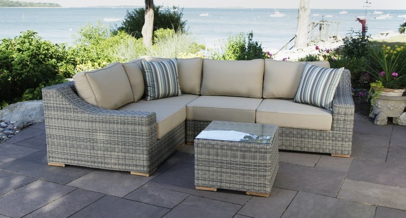 Corsica Outdoor Sectional