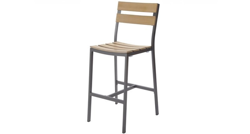 Asher Outdoor Bar Chair