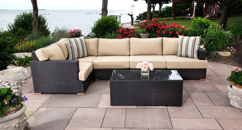 Salina Sectional With Extender