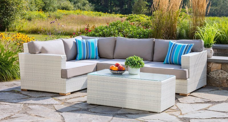 Mykonos Outdoor Sectional
