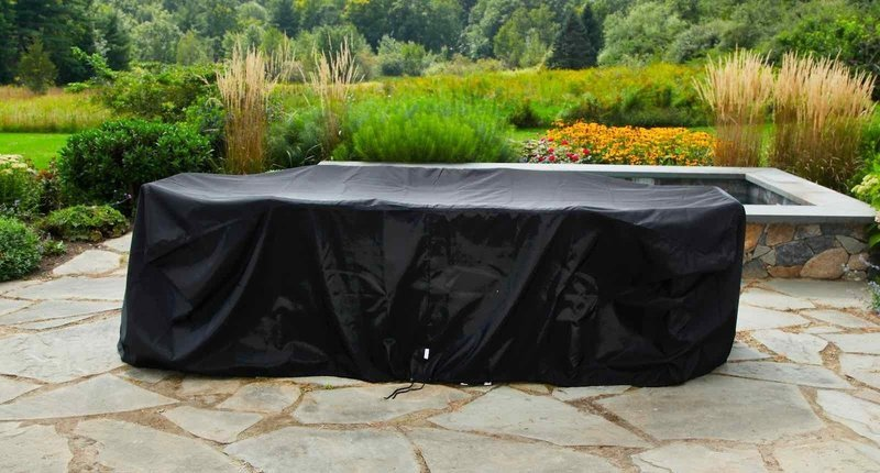 Water Resistant Outdoor Covers - Dining Set