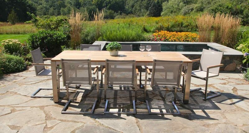 Bali Dining Set for 8
