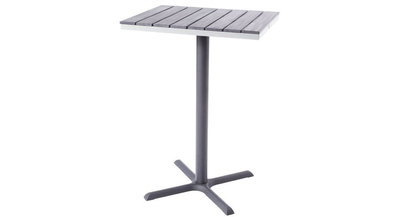 Milloy 2-Top Outdoor Bar Table