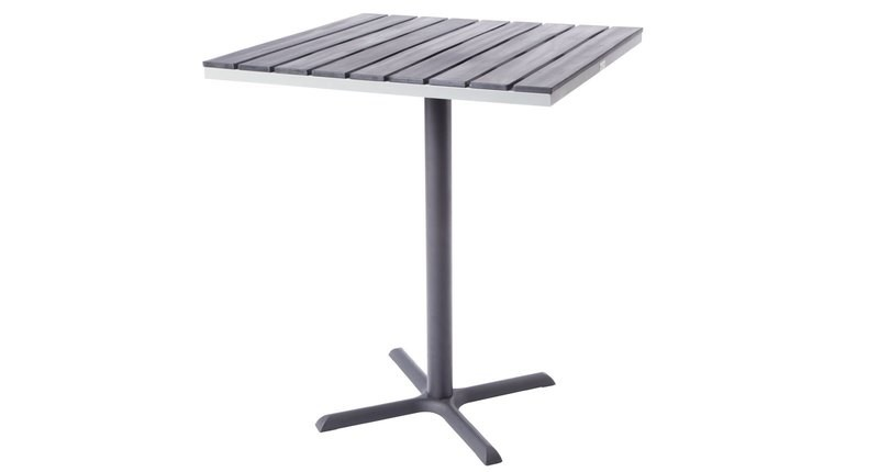 Milloy 4-Top Outdoor Bar Table