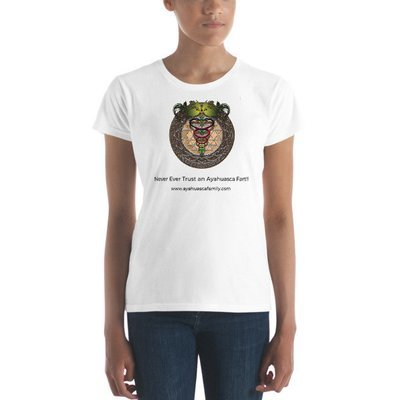 Ayahuasca Fart!!- Women's short sleeve t-shirt