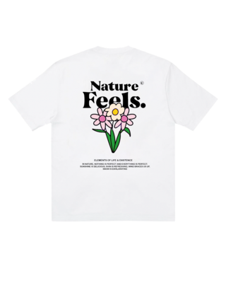 NATURE FEELS (WHITE-PINK)