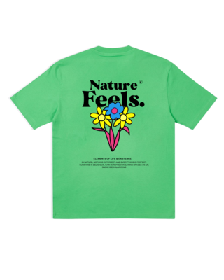 NATURE FEELS (GREEN-YELLOW)