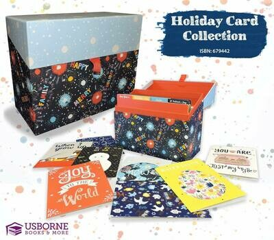 The Holiday Card Collection Box