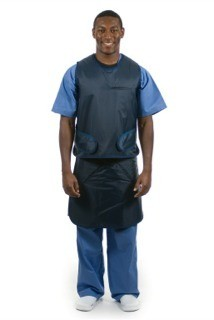 Vest Skirt Combo Flexiback Apron (BUILT-TO-ORDER)