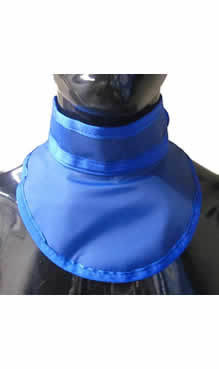 Thyroid Collar Visor Style