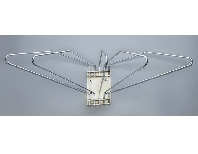 Five Arm Lead Apron Wall Rack, #AP-SWR-5