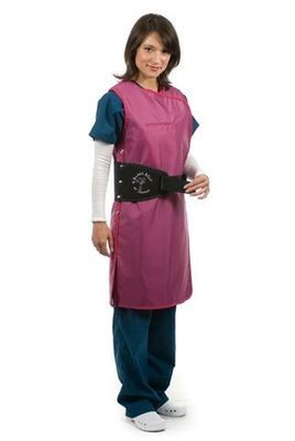 Jacket Style Wrap Around Back Relief Apron (BUILT-TO-ORDER)