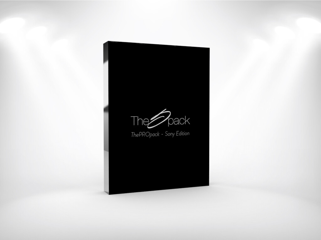 TheSpack - ThePROpack - Sony Edition