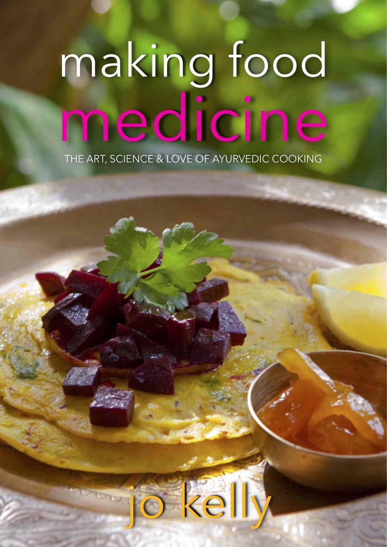 Ayurvedic Vegetarian Cookbook (Hardcover)