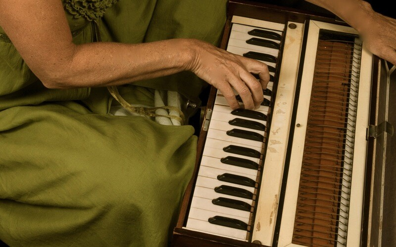 Harmonium Lesson - Single Session