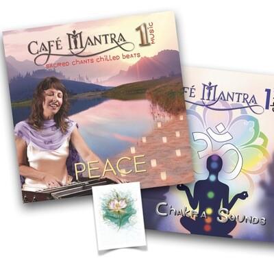 Yoga Peace Music Pack