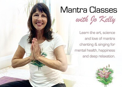 Mantra Classes | Series of 4 Classes