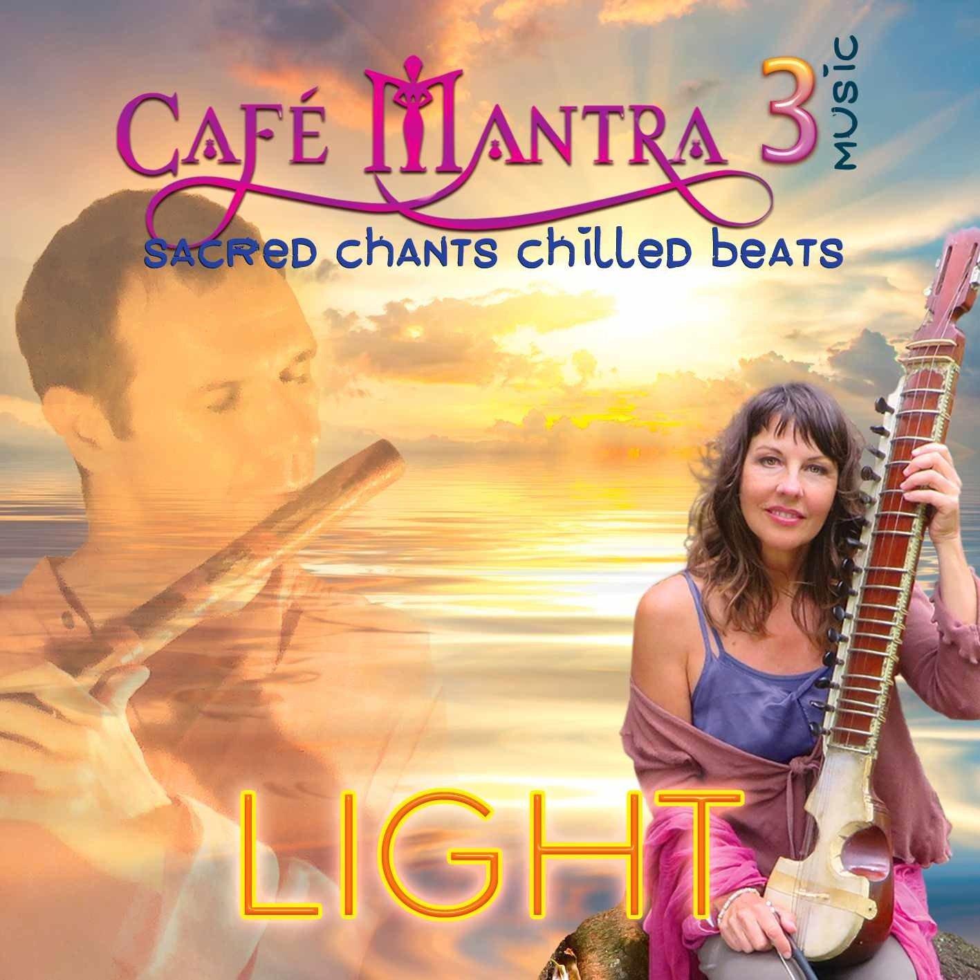 CD Cafe Mantra Music3 LIGHT