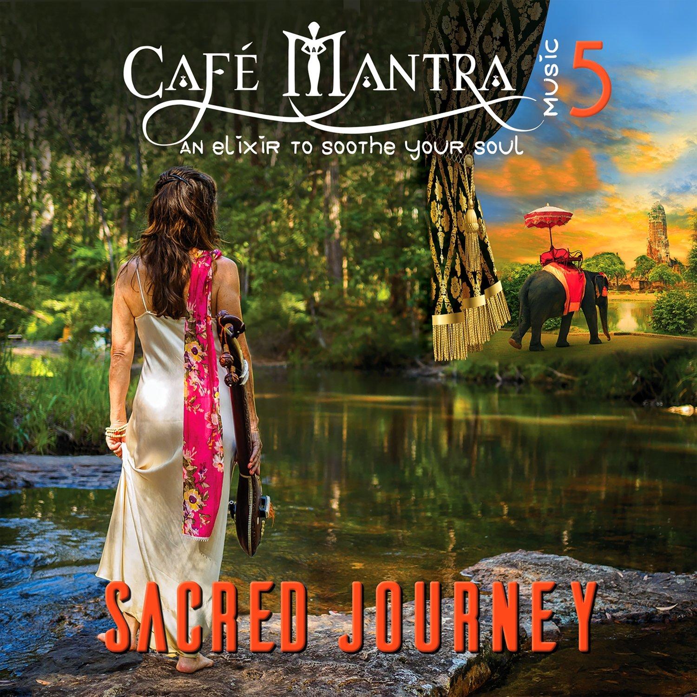 CD Cafe Mantra Music5 Sacred Journey