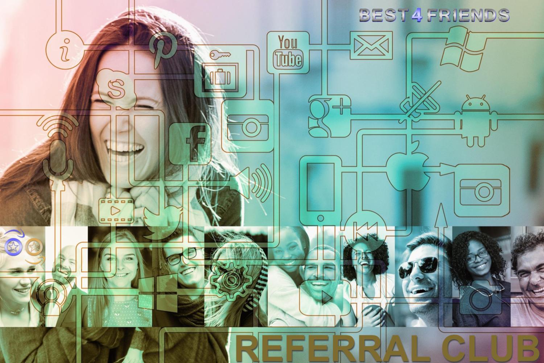 BEST4FRIENDS - Referral Club