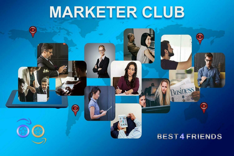 BEST4FRIENDS - Marketer Club