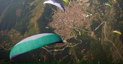Macedonia Paragliding XC Adventure 2020