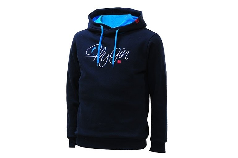 GIN   FLY GIN Hooded Sweater