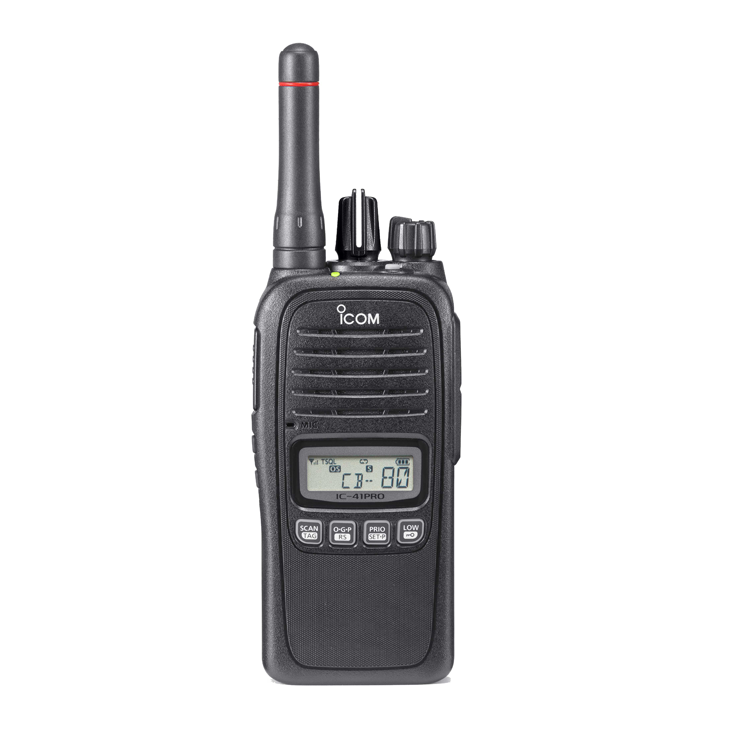 ICOM | UHF Radio IC41PRO - Waterproof