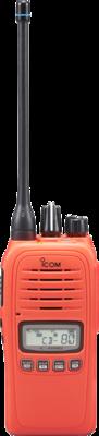 ICOM | IC41 PRO UHF Radio - ORANGE *Special Edition*