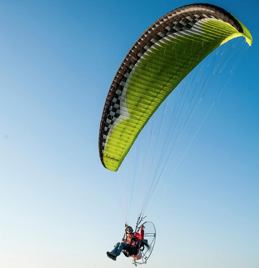 GIN   Falcon Paramotor
