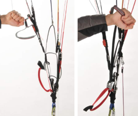 GIN | 2D Easy Steering Line Set - Falcon PPG
