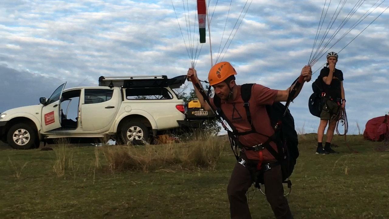 TRAINING |  Paragliding Pilot Certificate Course