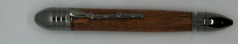 Civil War Pen Wooden Body