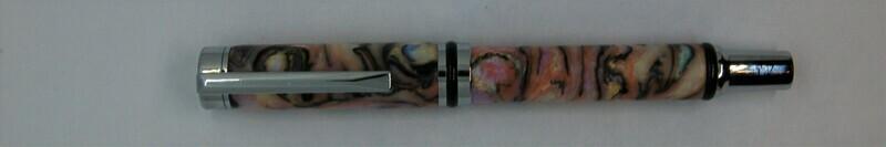 Chairman's Fountain Pen Pink Tone