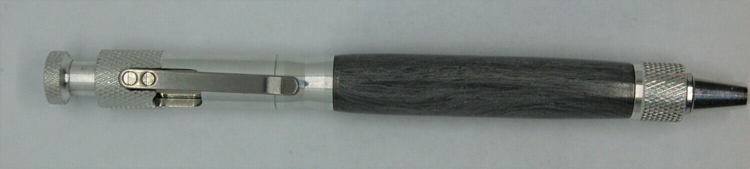 Industrialist - Trim Aluminum barrel -  damascus m3 metals
