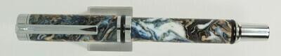 Chairman's Fountain Pen Custom Resin in Jupiter colors