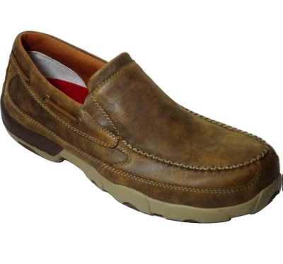 Twisted X Driving Moccasins CT